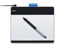 Intuos Pen and Touch Small Tablet