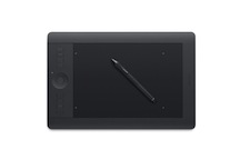 Intuos Pro Pen and Touch Medium Tablet
